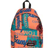 Eastpak Padded Pak'r Rugzak Andy Warhol carrot