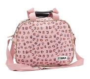 Zebra trends Girls Kidsbag leo pink Kindertas