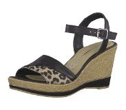 Tamaris Sandaal 'Wedge Sandle'