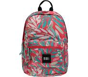 O'Neill Rugzak Coastline Mini Backpack Red AOP Blue