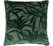 Zuiver Kussen Miami Palm Tree green 45 x 45