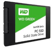"Western Digital Green internal solid state drive 2.5"" 240 GB SATA III"