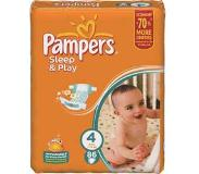 Pampers Sleep and Play Maxi 4+ 86 stuk(s)