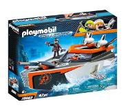 Playmobil SPY TEAM Turboschip - 70002