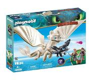 Playmobil DRAGONS Hemelfeeks en Babydraak met kids 70038