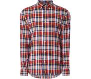 Gant Oxford Plaid regular fit overhemd met ruitdessin