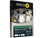 Permajet Smooth Gloss 280 pak fotopapier Wit Glans A4