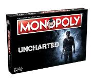 Winning Moves Uncharted Monopoly Edition