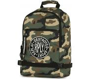 Replay Rugzak Replay Camo Green 15L