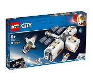 LEGO City 60227 Maan ruimtestation