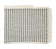 Ferm Living Way Mat Vloerkleed 70x50 Off-White (l) 20 X (b) 20 X (h) 72 Cm