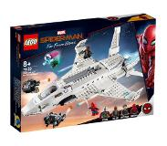 LEGO Spider-Man - Stark Jet and the Drone Attack (76130)