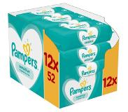 Pampers 1+1 Gratis: Pampers Sensitive Billendoekjes