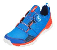 Adidas Agravic Boa Schoenen Heren, blue beauty/core black/active red UK 10 | EU 44 2/3 2019 Trailrunning schoenen