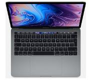 "Apple MacBook Pro Grijs Notebook 33,8 cm (13.3"") 2560 x 1600 Pixels Intel 8ste generatie Core i5 8 GB LPDDR3-SDRAM 256 GB SSD"