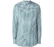 Gant Regular fit button down-overhemd met ruitdessin