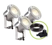 Garden Lights Catalpa Set 12V