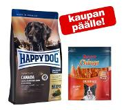 Happy Dog 12,5 kg Happy Dog Supreme sensible Afrika Hondenvoer