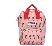 Zebra trends Girls Rugzak S Vierkant lobster