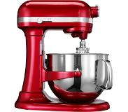 KitchenAid Keukenrobot Candy Apple KA5KSM7580XECA