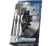 Harrows dartpijlen Supergrip steeltip 90% gewicht 23