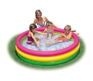 Intex Zwembad Intex Sunset Glow Pool Groot (137 cm)