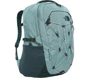 The North Face Womens Borealis Trellis Green/Ponderosa Green