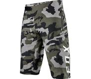 FOX Defend Pro Water Shorts Heren, green camo US 32 | M 2019 Regenbroeken