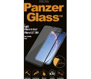 PanzerGlass Case Friendly iPhone Xs Max/11 Pro Max Screenprotector Glas Zwart
