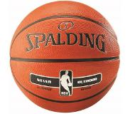 Spalding NBA Silver Series In/Outdoor 76018 Basketbal Oranje