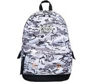 Superdry Montana Ice Stealth Camo Backpack grey camo