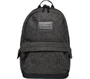 Superdry Montana Woolly Backpack dark grey