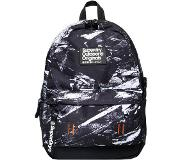 Superdry Montana Photo Backpack black print