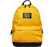 Superdry Montana Neoprene Mirror Backpack acid yellow
