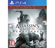 Ubisoft Assassins Creed 3 & Liberation Remastered | PlayStation 4