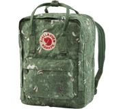 Fjällräven Kanken Art Laptop 13'' Rugzak green fable