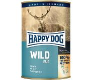 Happy Dog Puur 6 x 400 g - Wild Puur