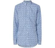 Gant Regular fit button down-overhemd met bloemendessin