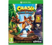 Blizzard Crash Bandicoot N. Sane Trilogy FR Xbox One
