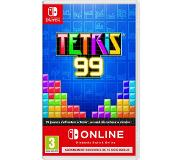 Nintendo Tetris 99 + Nintendo Switch Online Abonnement 12 maand FR Switch
