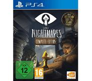 Namco Little Nightmares Complete Edition FR PS4