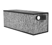 FRESH 'N REBEL Rockbox Brick Fabriq - Draadloze Bluetooth Speaker - Black Edition