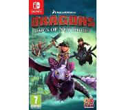 Namco Dragons: Dawn of New Riders (Nintendo Switch)