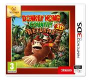 Nintendo Donkey Kong Country Returns 3D FR 3DS