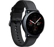 Samsung Galaxy Watch Active 2 Stainless Steel 40mm - zwart