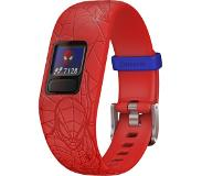 Garmin Vivofit jr2 activity tracker - Marvel Spiderman - Gespsluiting