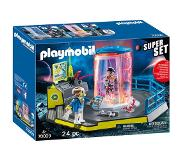 Playmobil Space SuperSet Galaxy Police 70009