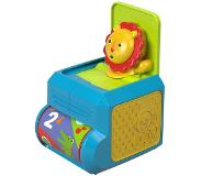 Fisher-Price Fisher Price Spin'n Surprise Leeuw met Geluid
