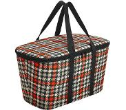 Reisenthel Shopping Coolerbag glencheck red Trolley