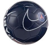 Nike Paris Saint Germain SKLS Mini Voetbal Donkerblauw Rood